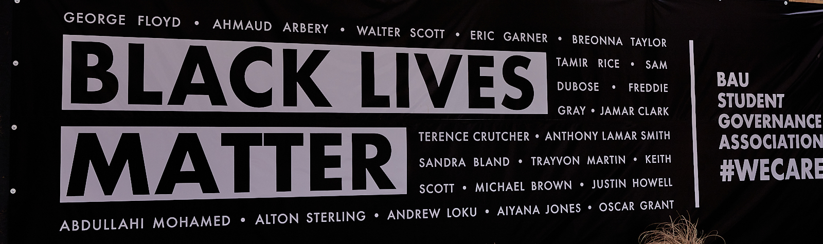 What is BLACK LIVES MATTER really about?